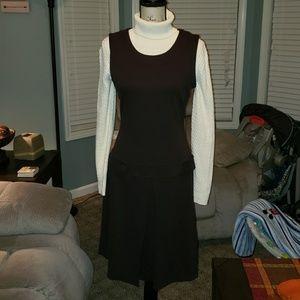New Calvin Klein Sleeveless Dress
